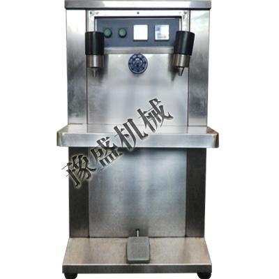 供应电动自吸式液体灌装机