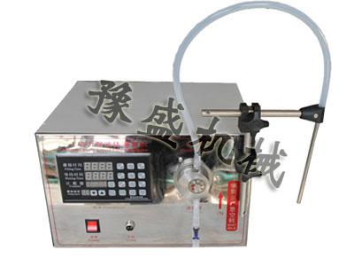 供应磁力泵液体灌装机
