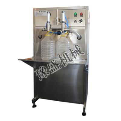 供应粘稠液体定量灌装机