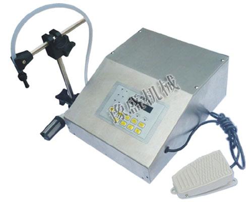 供应小型定量液体灌装机