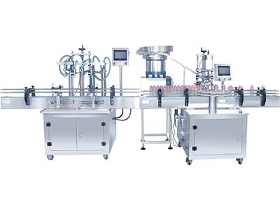 供应全自动液体灌装机生产线